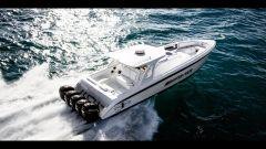 AMG 42 Huntress Cigarette Boat - Immagine: 4
