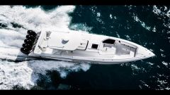 AMG 42 Huntress Cigarette Boat - Immagine: 7