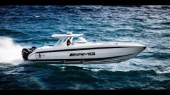 AMG 42 Huntress Cigarette Boat - Immagine: 3