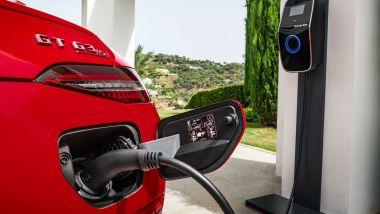 AMG GT Plug-in, 12 km di autonomia in elettrico