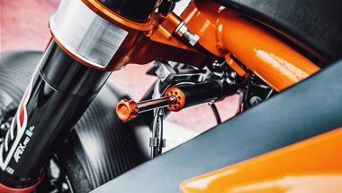 Ammortizzatore di sterzo WP Apex Pro per KTM 1290 Super Duke R