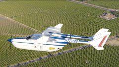 Ampaire EEL Hybrid: un Cessna 337 con un motore elettrico e l'aereo diventa ibrido