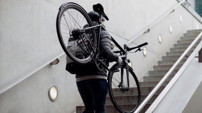 Ampler Curt: agile e discreta e-bike da città
