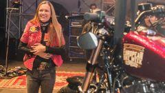Harley-Davidson European Bike Week 2017: Ana Ivancic vince una Forty-Eight