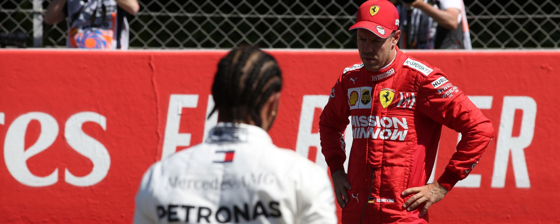 Ferrari & Mercedes: talloni d'achille e piedi da killer