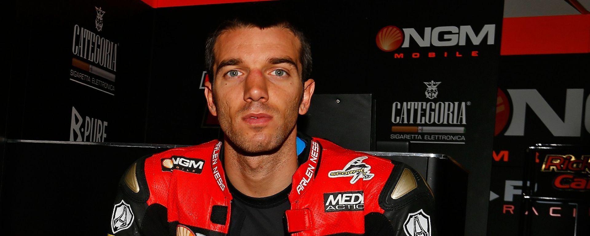 Anche Alex De Angelis nel campionato MotoE