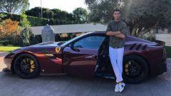 Anche Cristiano Ronaldo è un grande collezionista di auto mozzafiato