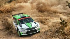 Anche il WRC 2 con la Skoda Fabia R5 nel Rally del Messico WRC 2017