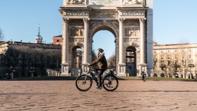 anche la bicicletta non è esente da rischi