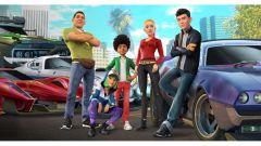 Anche la serie a cartoni spin-off di Fast & Furious è disponibile su Netflix