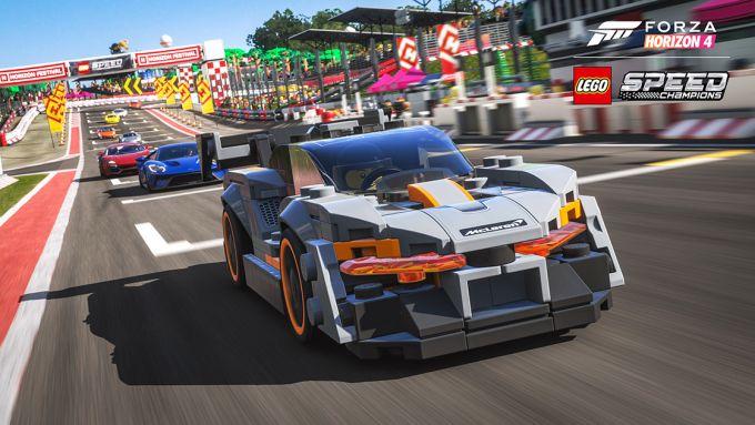 Anche LEGO in Forza Horizon 4