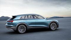 Anche per Audi la prima elettrica sarà un SUV