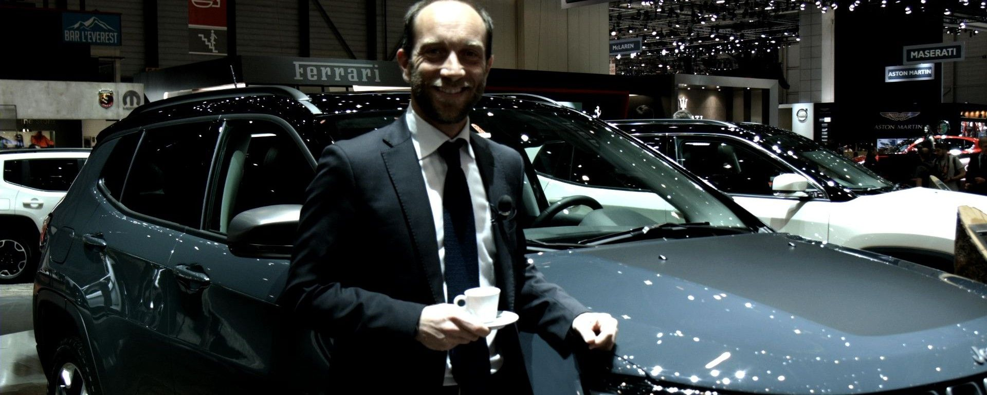 Andrea Ceccarelli, Responsabile Marketing Jeep Italia