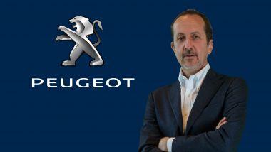 Andrea Ciucci, nuovo direttore vendite di Peugeot Italia