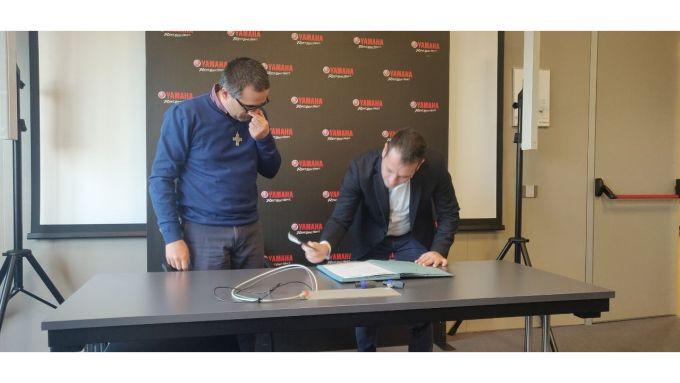 Andrea Colombi - Country Manager Yamaha Italia