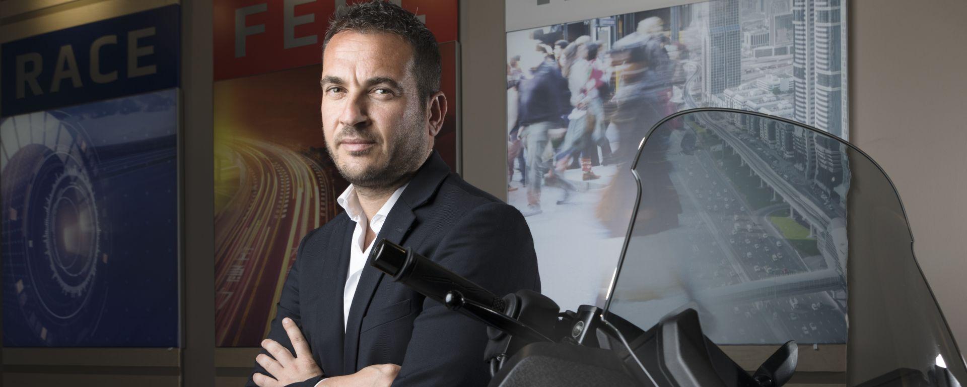 Andrea Colombi, County Manager Yamaha Filiale Italia