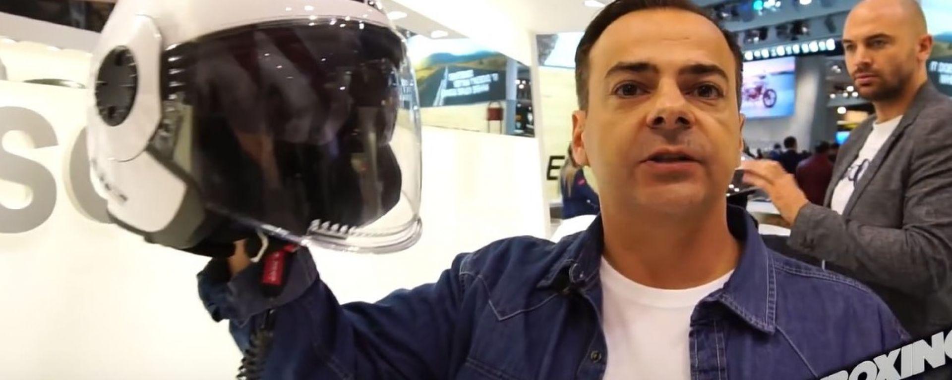 Andrea De Santis, Product Manager LS2 Helmets