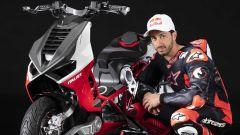 Andrea Dovizioso col nuovo Dragster