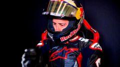 Andrea Dovizioso con Aprilia nei test di Jerez 2021