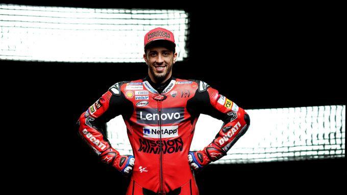 Andrea Dovizioso (Ducati) 2020
