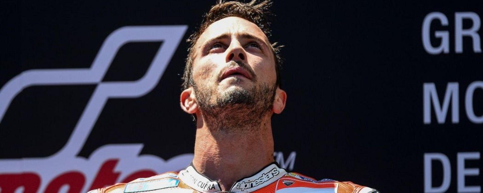 Andrea Dovizioso - Ducati Moto GP 2017