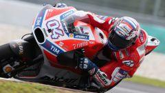 Andrea Dovizioso Ducati sepang day3 2017