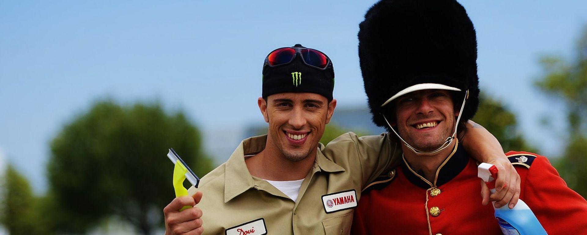 Andrea Dovizioso in Ducati, ora è ufficiale