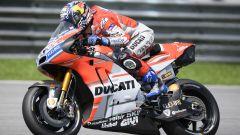 Andrea Dovizioso Team Ducati MotoGP 2018 Test Sepang