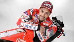 Andrea Dovizioso Team Ducati MotoGP 2018