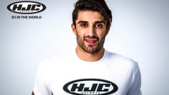MotoGP: Andrea Iannone sarà pilota sponsor HJC 2018-2019