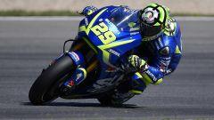 Andrea Iannone in azione