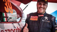 Andrea Mazzocchi - Peugeot Competition