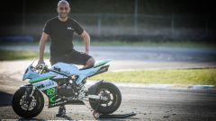 Andrea Monticelli: campione vincitore nel 2015 del campionato Pit Bike Motard SSbk