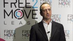 Andrea Valente, General Manager Free2Move Lease Italia