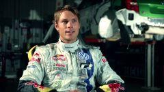 Andreas Mikkelsen ai tempi della Volkswagen Motorsport