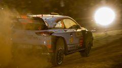 WRC 2017, Rally Spagna: Mikkelsen e Hyundai in testa dopo la SS3