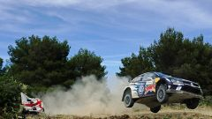 Andreas Mikkelsen Rally Sardegna