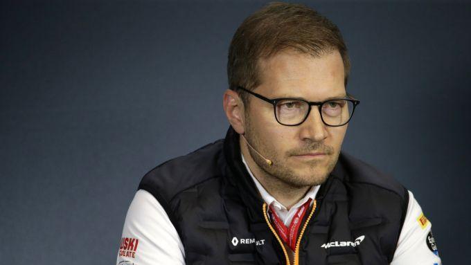 Andreas Seidl (McLaren)