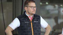Andreas Seidl ottimista: McLaren tra i top nel 2021