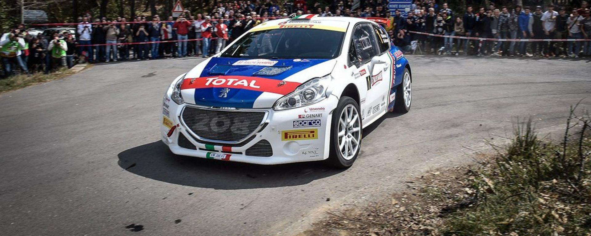 Andreucci - Andreussi - Campionato Italiano Rally