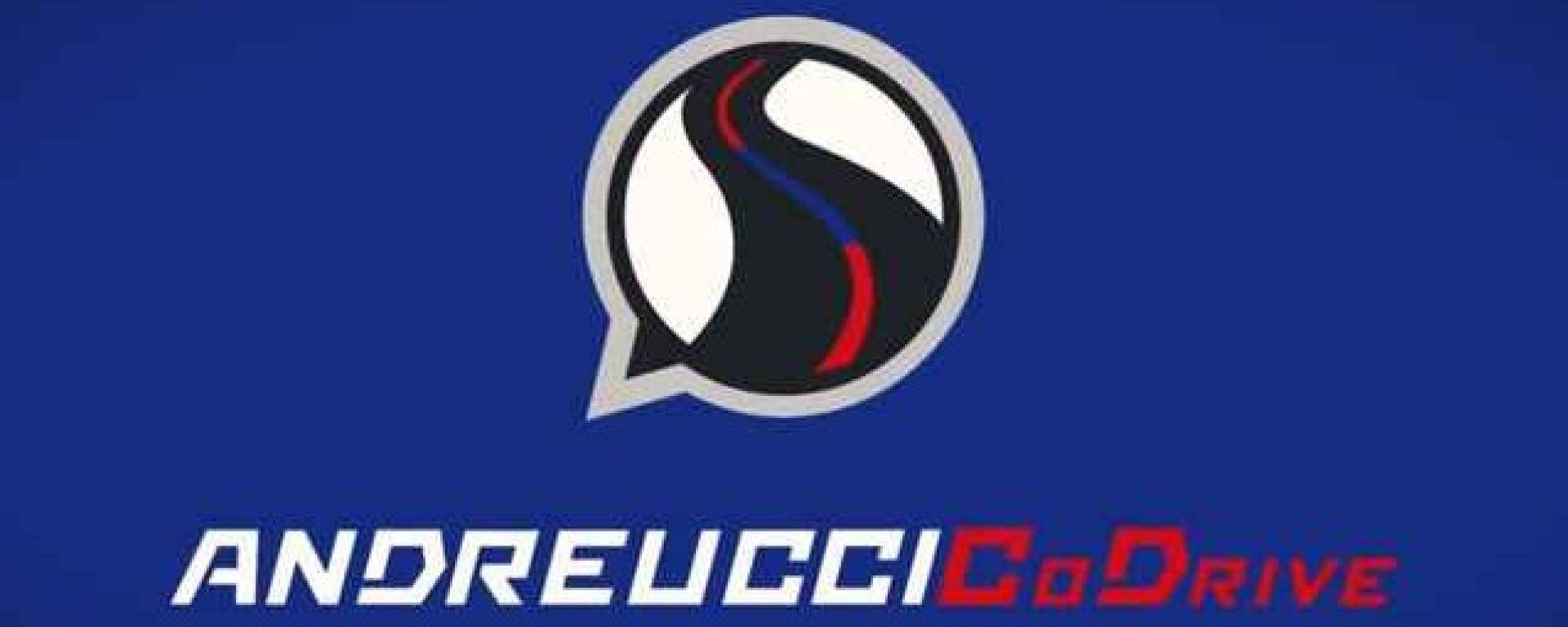 Andreucci CoDrive - l'app di Paolo Andreucci che ti dice la curva