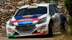 Andreucci e la Peugeot 208 vincono il Rally del Salento 2017 - CIR 2017