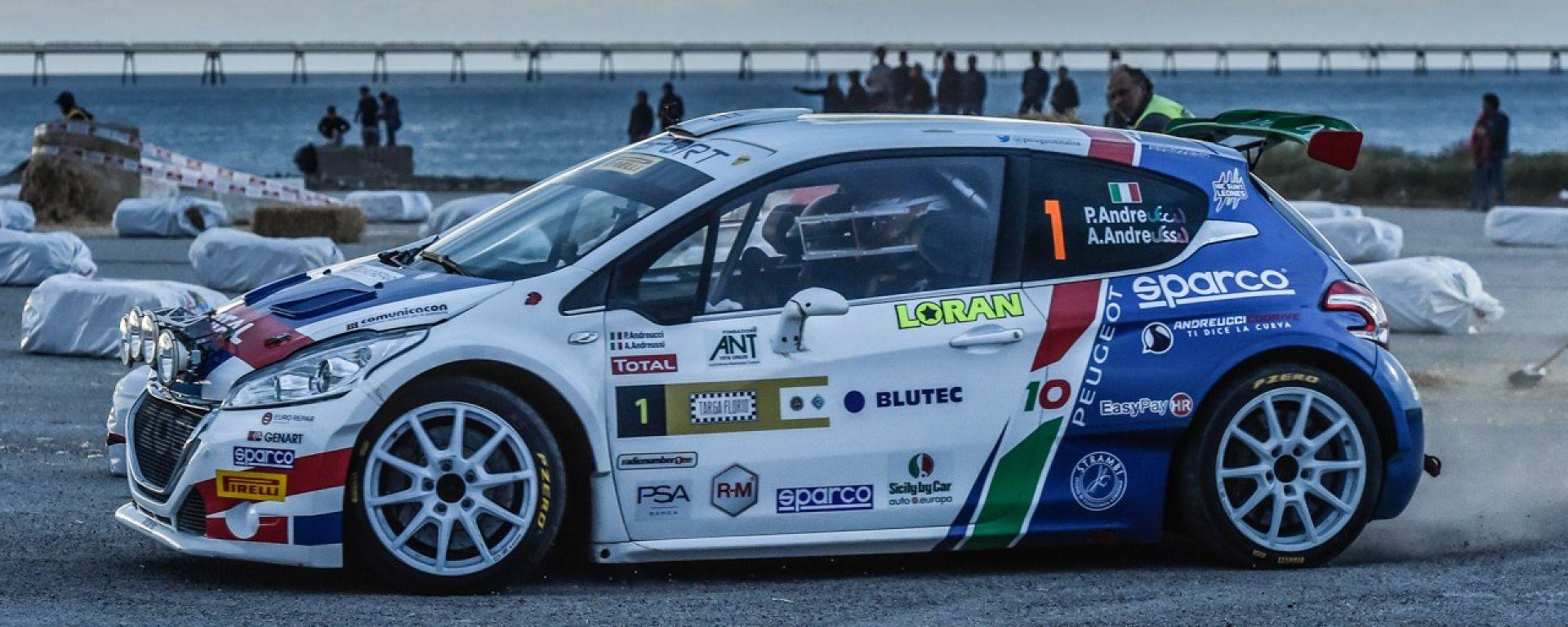 Andreucci e Peugeot dopo la Targa Florio 2018: ecco le dichiarazioni