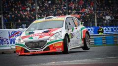 Andreucci su Peugeot 208 T16 - Monza Rally Show