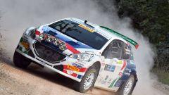 Andreucci su Peugeot