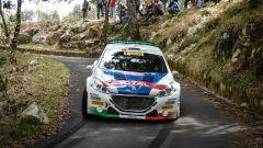CIR 2017, Rally Roma, Peugeot Sport: Andreucci ancora leader CIR, Pollara campione delle Due Ruote Motrici