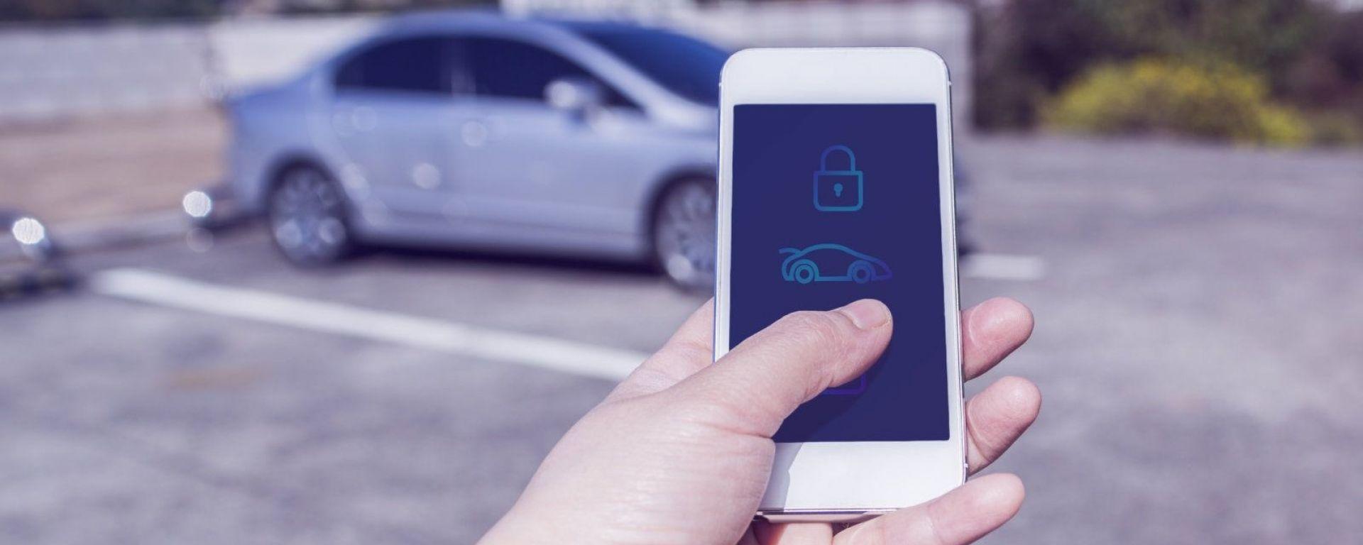 Android 12, la chiave digitale per l'auto