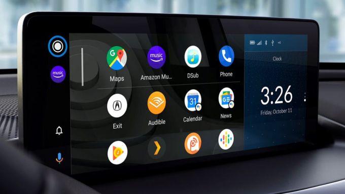 Android Auto in azione