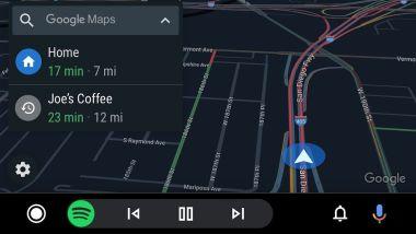 Android Auto per i telefoni prossimo alla pensione