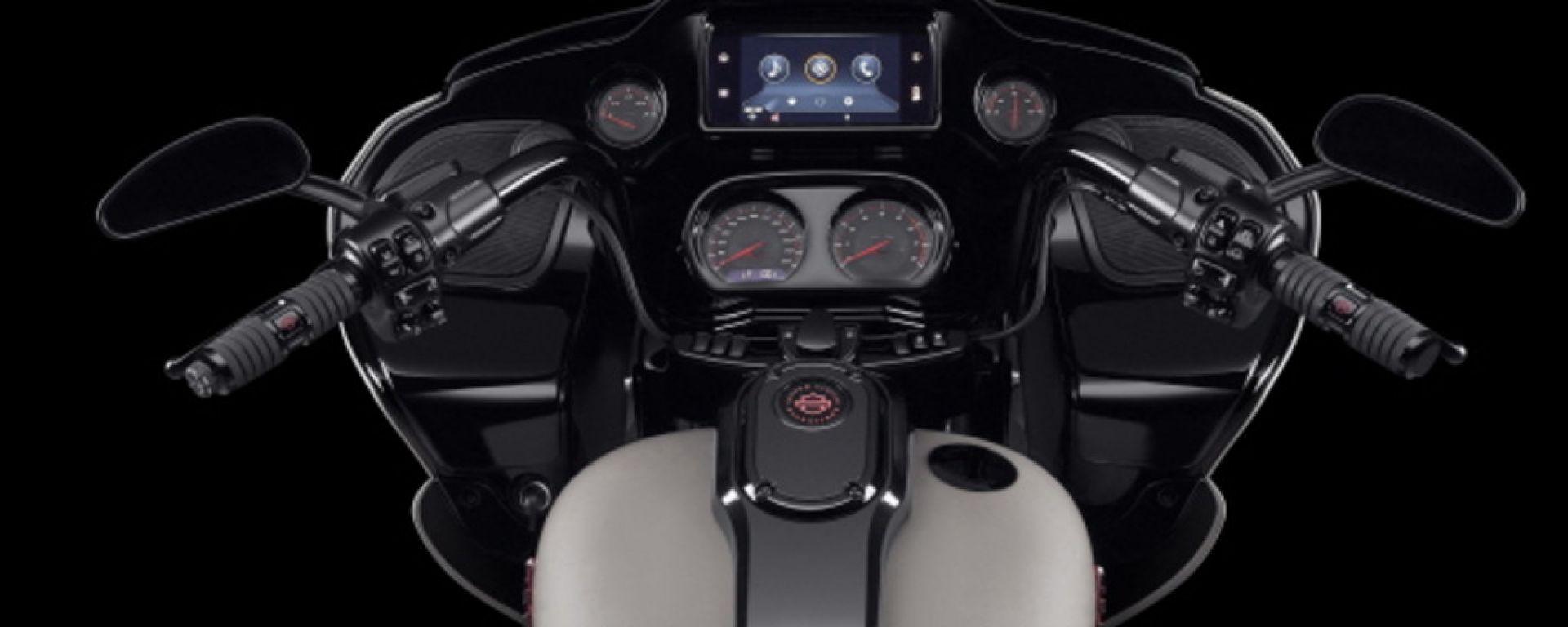 Android Auto su Harley-Davidson